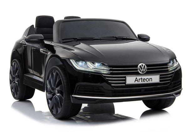 Volkswagen Arteon Black Painting - Electric Ride On Car