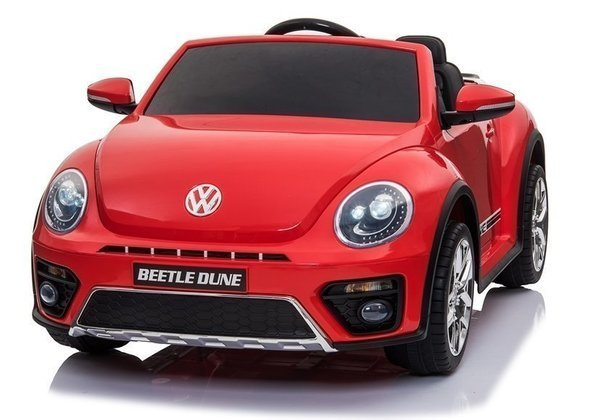 Volkswagen Beetle Dune Red - Electric Ride On Car