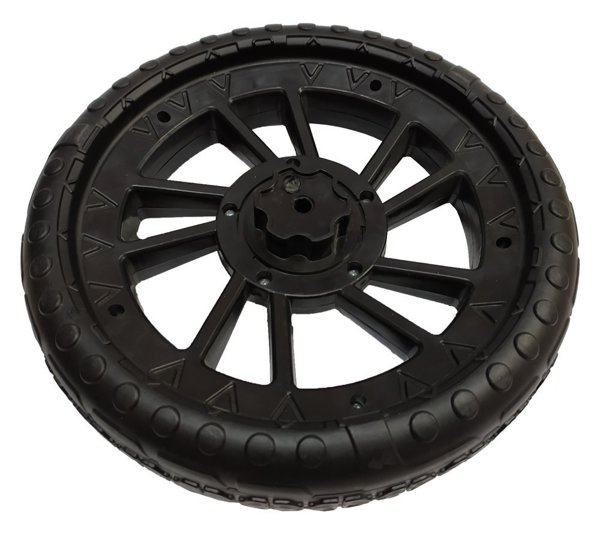 Wheel for Electric Ride on Car 31 cm x 7,5 cm