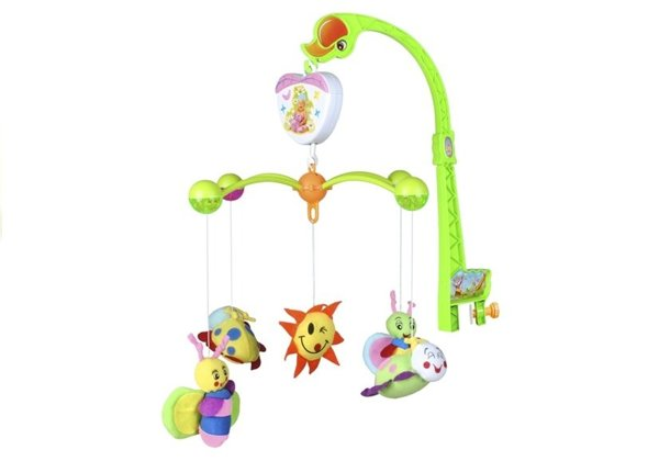 Wind Up Baby Music Musical Mobile Plush Toys