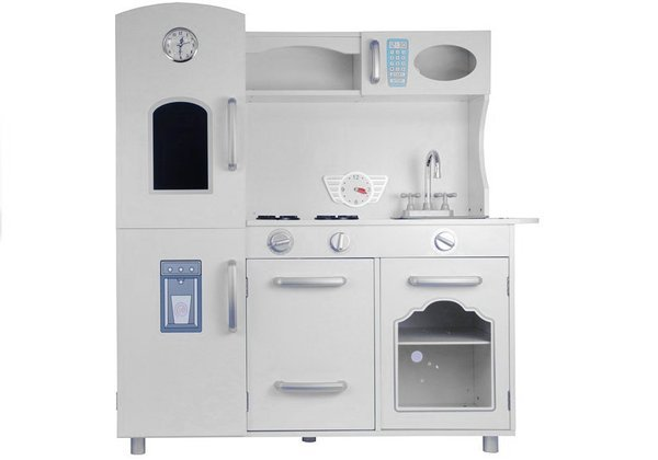 "Wooden Kitchen 100cm ""Lena"" with Metal Accessories"