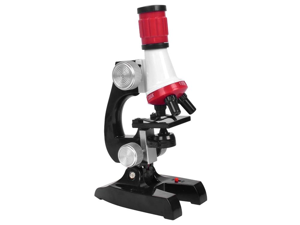 Mikroskop für kleine forscher set mikroskop lichtspiegel flaschen