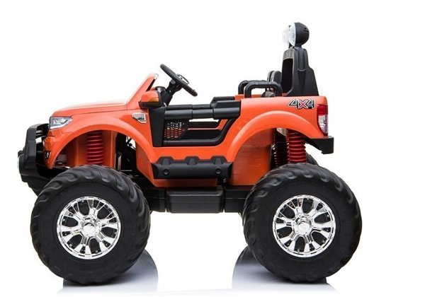 Kinderauto Ford Ranger Monster Orange